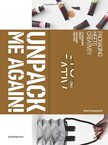 「Unpack Me Again!: Packaging Meets Creativity」に掲載されました。
