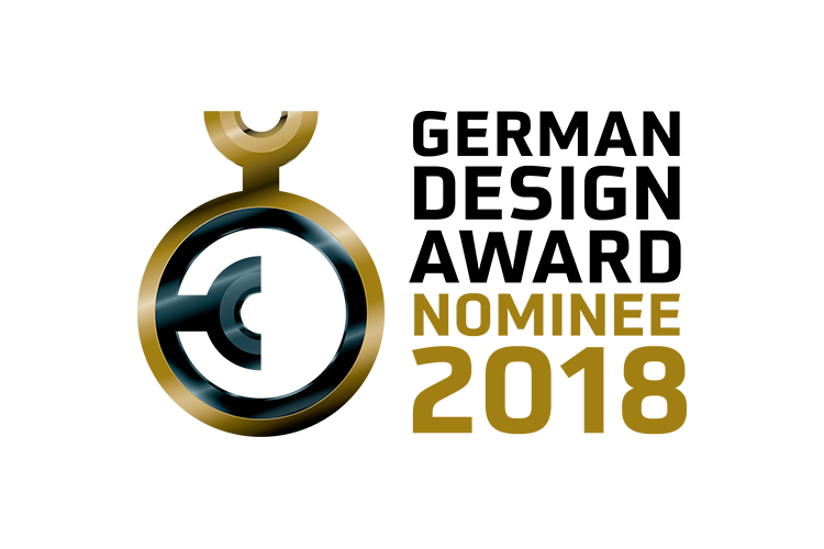 German Design Award 2018 Nominee(ドイツ)