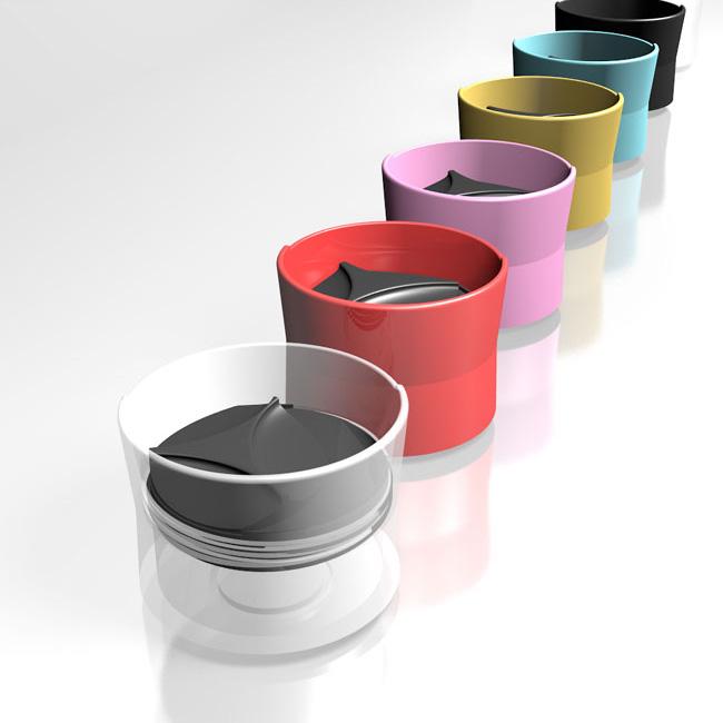 ZEN Tumbler – 禅タンブラー(抹茶碗型タンブラーデザインコンセプト)