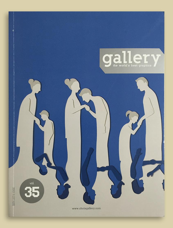 「Chois Gallery Vol.35」(上海)に掲載されました。