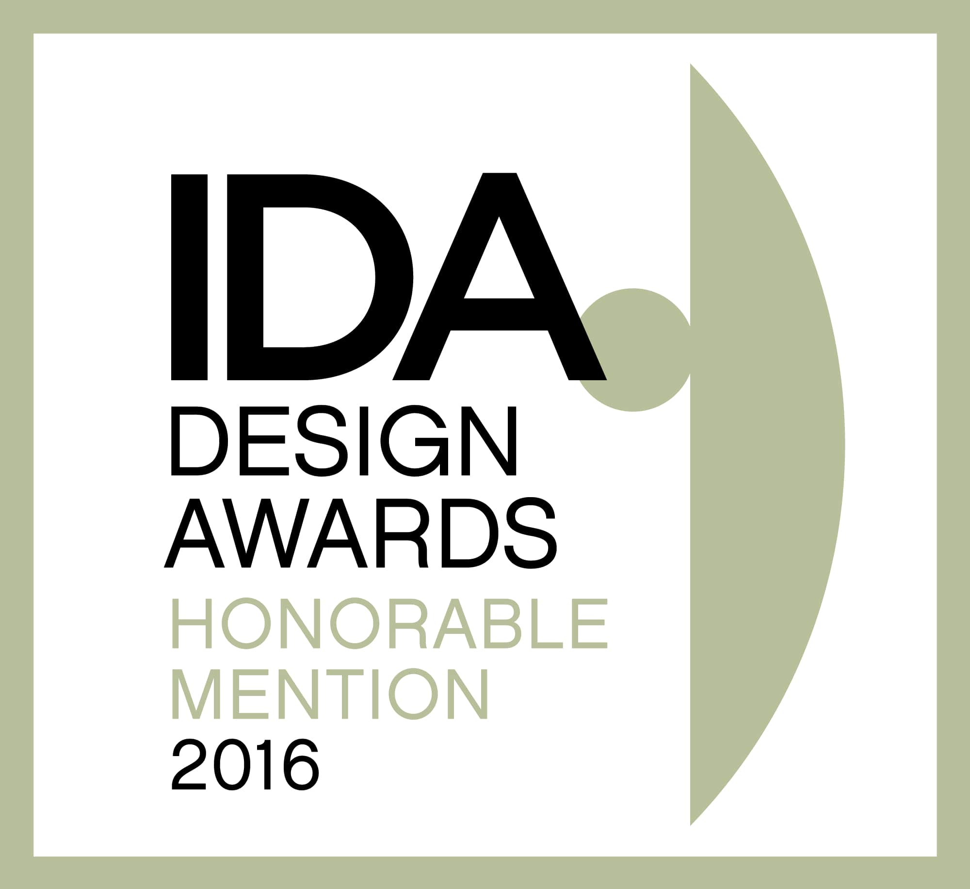 パッケージデザイン賞 受賞 The IDA International Design Awards 2016 Honorable Mention(アメリカ)