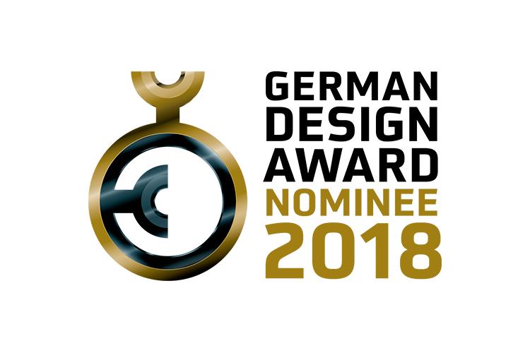 パッケージデザイン賞 受賞 German Design Award 2018 Nominee(ドイツ)