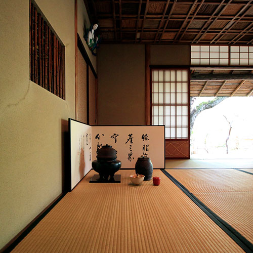 茶室「明月庵」Japanese Tea Ceremony Room
